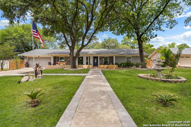 215 Northcrest Dr, Castle Hills, TX 78213 (MLS #1475709) :: The Heyl Group at Keller Williams