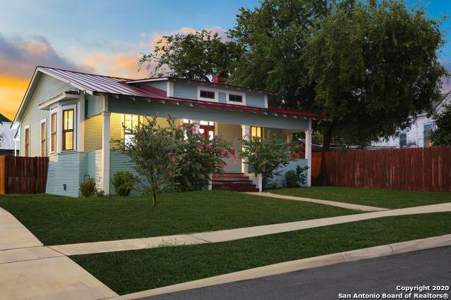 1121 E Crockett St, San Antonio, TX 78202 (MLS #1475747) :: Carter Fine Homes - Keller Williams Heritage