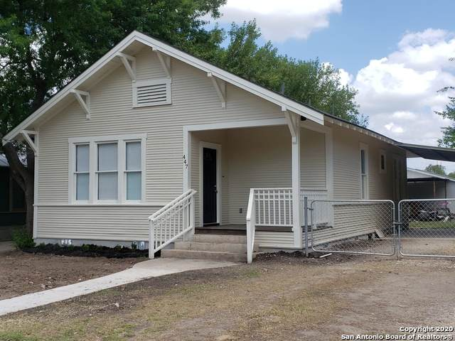 447 E Drexel Ave, San Antonio, TX 78210 (MLS #1475789) :: Alexis Weigand Real Estate Group