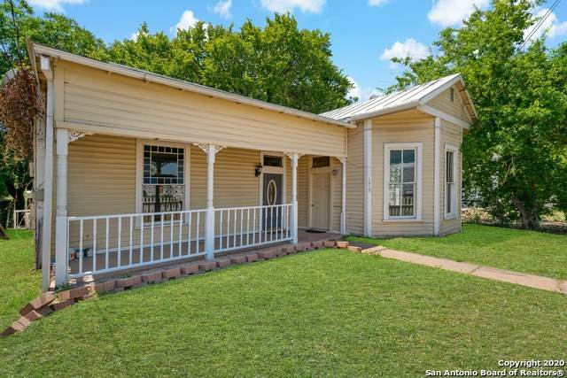 1219 N Olive St, San Antonio, TX 78202 (MLS #1475835) :: The Lugo Group
