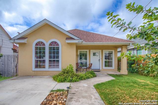 624 Delaware St, San Antonio, TX 78210 (#1475842) :: The Perry Henderson Group at Berkshire Hathaway Texas Realty