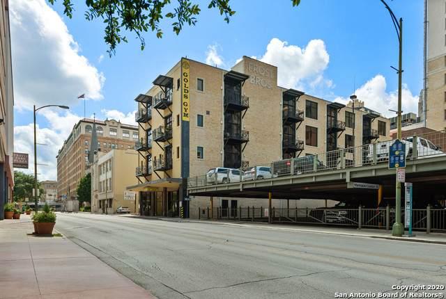 214 E Travis St #205, San Antonio, TX 78205 (MLS #1475851) :: The Gradiz Group