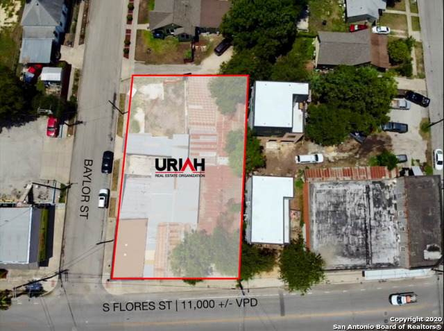 2619 S Flores St, San Antonio, TX 78204 (MLS #1475867) :: The Lugo Group