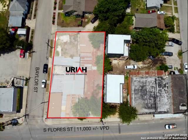 2619 S Flores St, San Antonio, TX 78204 (MLS #1475867) :: Alexis Weigand Real Estate Group