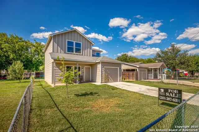 223 Lawton St, San Antonio, TX 78237 (MLS #1475874) :: Alexis Weigand Real Estate Group