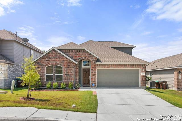 8818 Hays Parc Rd, Converse, TX 78109 (MLS #1475897) :: Berkshire Hathaway HomeServices Don Johnson, REALTORS®
