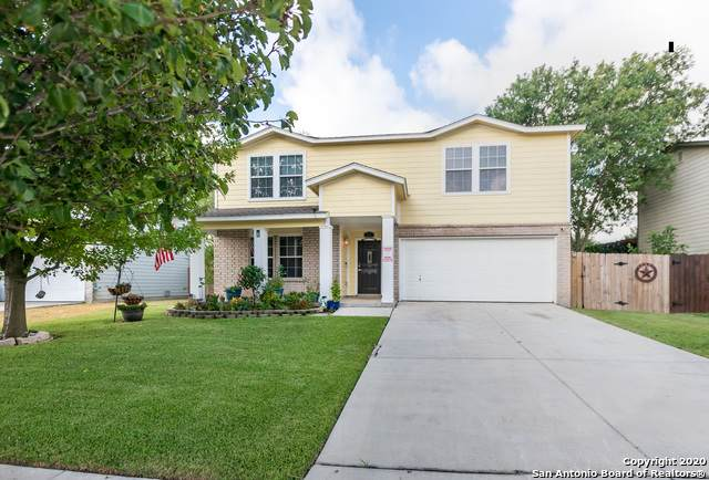 627 Northwest Crossing, New Braunfels, TX 78130 (MLS #1475898) :: Alexis Weigand Real Estate Group