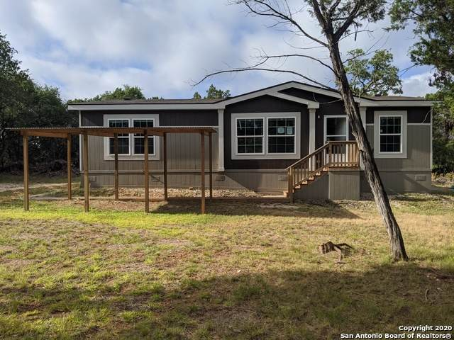 1755 River Trail Rd, Pipe Creek, TX 78063 (MLS #1475913) :: The Heyl Group at Keller Williams
