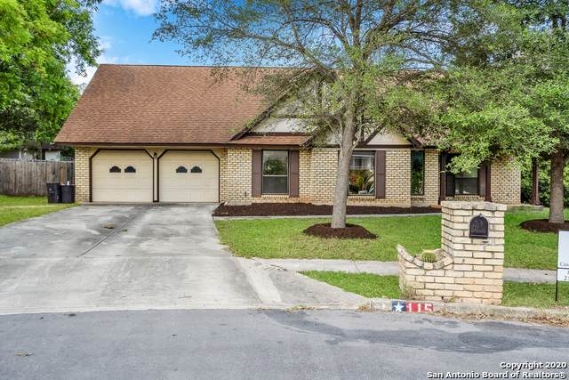 115 Amistad Blvd, Universal City, TX 78148 (MLS #1475973) :: Alexis Weigand Real Estate Group