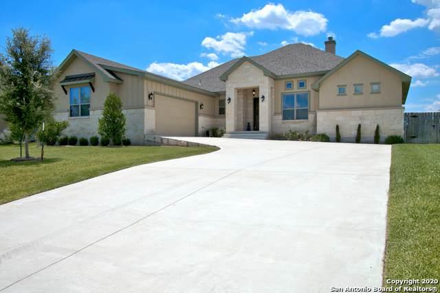 616 Oakcreek Pkwy, Seguin, TX 78155 (MLS #1475982) :: The Castillo Group