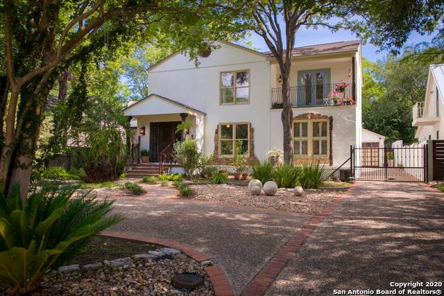 207 W Castano Ave, Alamo Heights, TX 78209 (MLS #1475998) :: Carter Fine Homes - Keller Williams Heritage