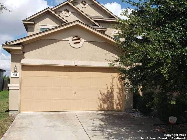 535 Cormorant, San Antonio, TX 78245 (MLS #1475999) :: Carolina Garcia Real Estate Group