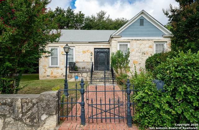 319 Kings Ct, San Antonio, TX 78212 (MLS #1476014) :: Alexis Weigand Real Estate Group