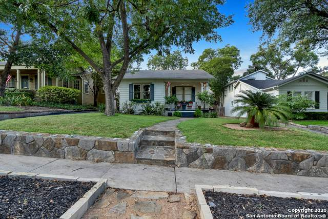345 Rosemary Ave, Alamo Heights, TX 78209 (MLS #1476020) :: The Losoya Group