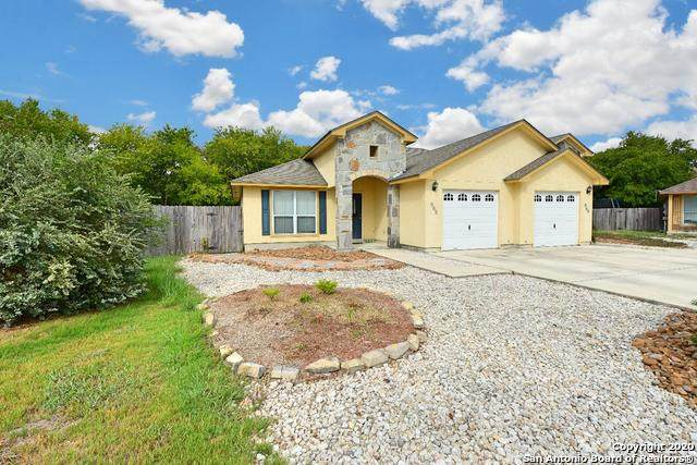 965 Brown Rock Dr, New Braunfels, TX 78130 (MLS #1476022) :: The Losoya Group