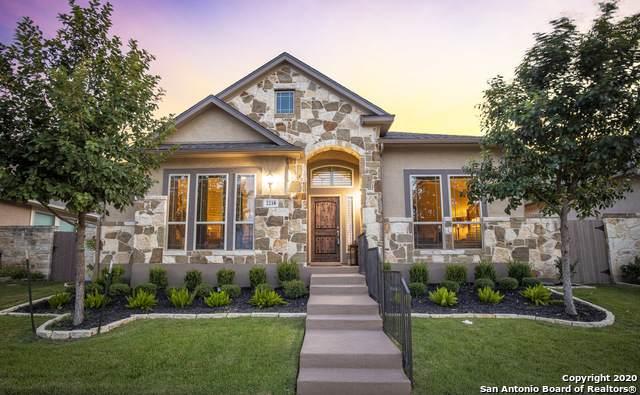 2218 Pecan Villa, New Braunfels, TX 78130 (#1476024) :: The Perry Henderson Group at Berkshire Hathaway Texas Realty