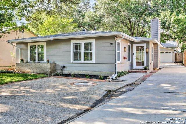 319 Ogden Ln, San Antonio, TX 78209 (MLS #1476029) :: Carter Fine Homes - Keller Williams Heritage
