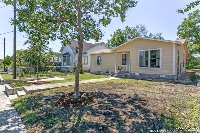314 Chickering Ave, San Antonio, TX 78210 (MLS #1476036) :: The Glover Homes & Land Group