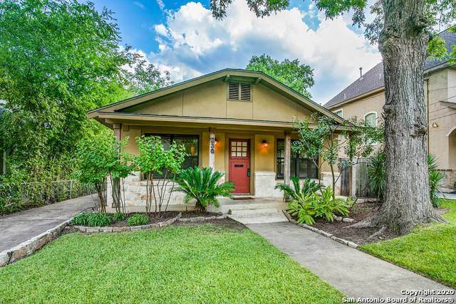 230 Normandy Ave, Alamo Heights, TX 78209 (MLS #1476116) :: Carter Fine Homes - Keller Williams Heritage