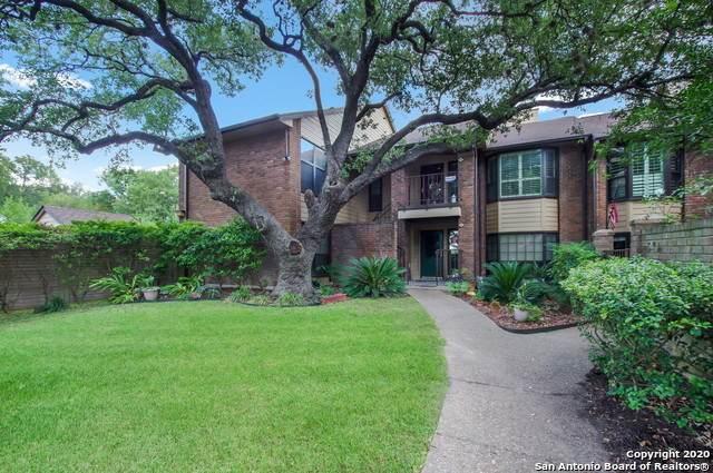 3605 Hidden Dr G6, San Antonio, TX 78217 (MLS #1476134) :: Alexis Weigand Real Estate Group
