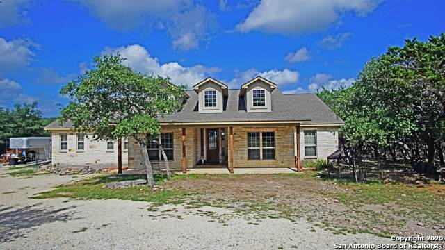 374 W County Road 2481, Hondo, TX 78861 (MLS #1476140) :: Warren Williams Realty & Ranches, LLC