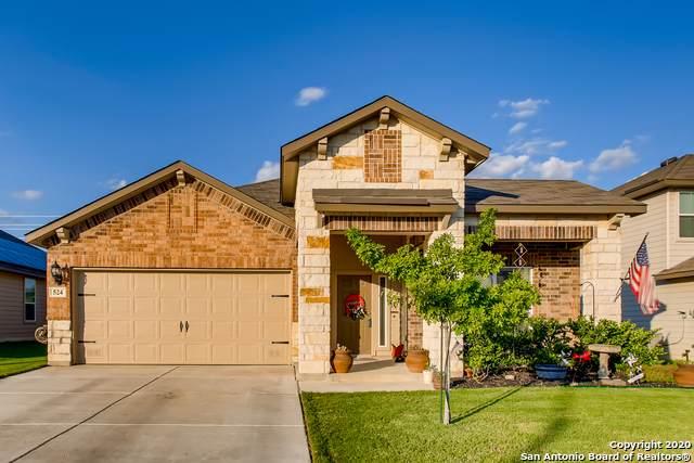 524 Pearl Chase, Cibolo, TX 78108 (MLS #1476143) :: The Gradiz Group