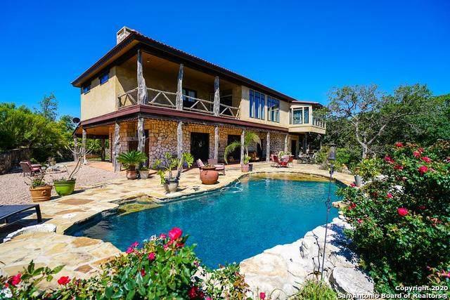 114 Teddy Bear Trail, Kerrville, TX 78028 (MLS #1476144) :: The Castillo Group