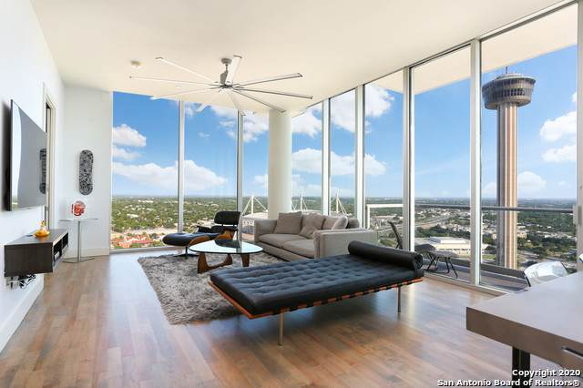 610 E Market St #2707, San Antonio, TX 78205 (MLS #1476149) :: The Lugo Group