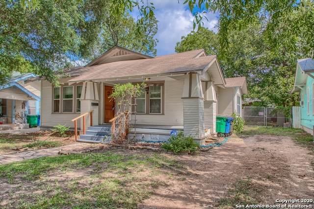 807 W Lynwood Ave, San Antonio, TX 78212 (MLS #1476166) :: Berkshire Hathaway HomeServices Don Johnson, REALTORS®