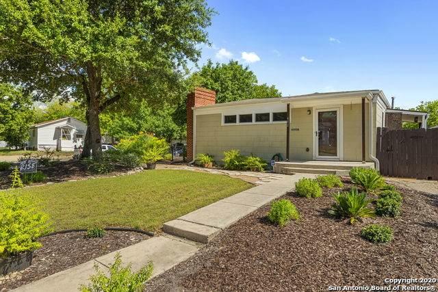 402 Thorain Blvd, San Antonio, TX 78212 (MLS #1476169) :: Alexis Weigand Real Estate Group