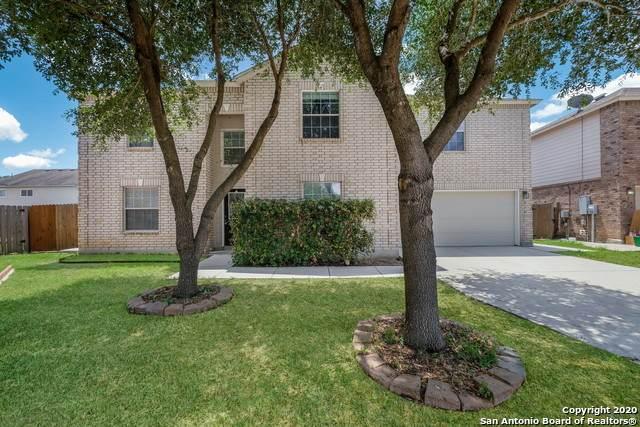 117 Woodstone Pt, Cibolo, TX 78108 (MLS #1476186) :: The Gradiz Group
