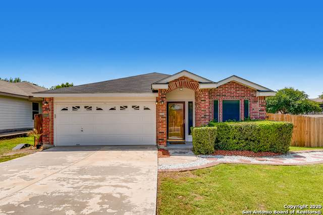 695 Granite Cliff, San Antonio, TX 78251 (MLS #1476246) :: The Heyl Group at Keller Williams