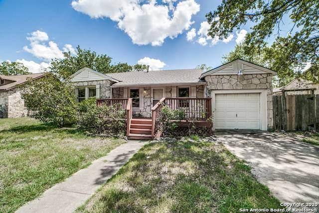 168 Thorain Blvd, San Antonio, TX 78212 (MLS #1476332) :: Berkshire Hathaway HomeServices Don Johnson, REALTORS®