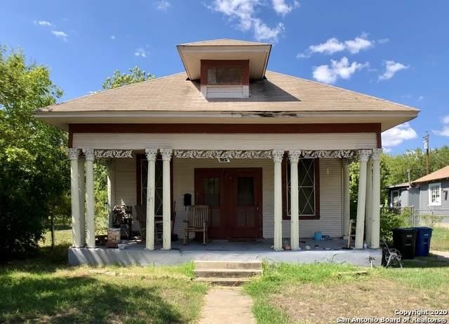 1217 Santa Anna, San Antonio, TX 78201 (#1476343) :: The Perry Henderson Group at Berkshire Hathaway Texas Realty
