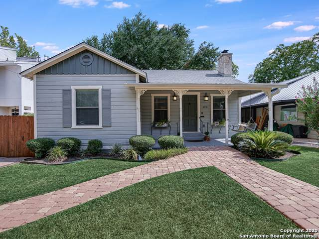 114 Montclair St, Alamo Heights, TX 78209 (MLS #1476353) :: The Heyl Group at Keller Williams