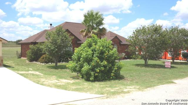 161 Turnberry, La Vernia, TX 78121 (MLS #1476378) :: Front Real Estate Co.