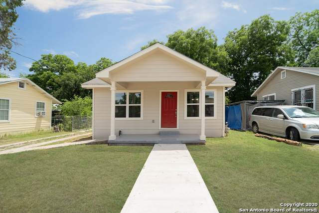 118 Pruitt Ave, San Antonio, TX 78204 (MLS #1476451) :: The Lugo Group
