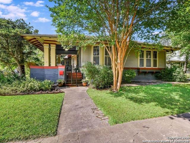 311 Breeden Ave, San Antonio, TX 78212 (MLS #1476458) :: Vivid Realty