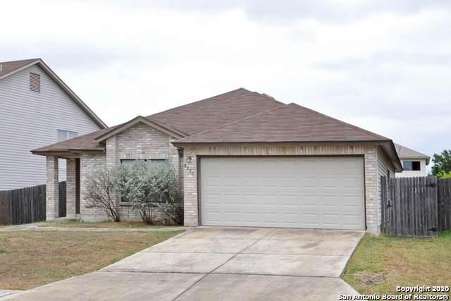 8007 Chestnut Cedar Dr, Converse, TX 78109 (#1476578) :: 10X Agent Real Estate Team
