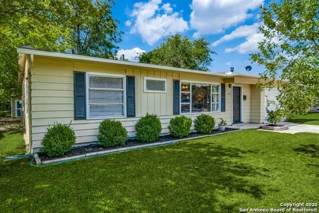 154 Pilgrim Dr, San Antonio, TX 78213 (MLS #1476620) :: Alexis Weigand Real Estate Group