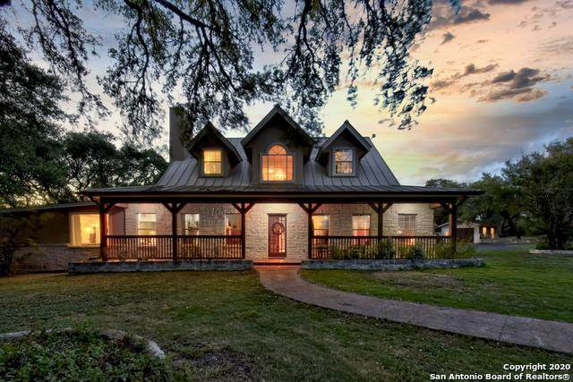 1359 E Ammann Rd, Bulverde, TX 78163 (#1476634) :: 10X Agent Real Estate Team