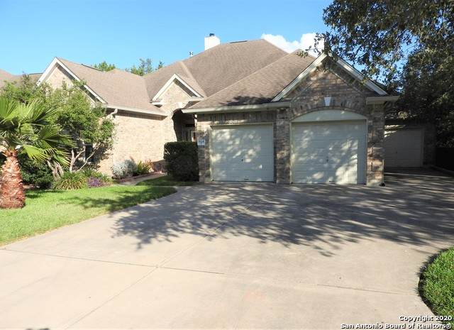 1624 Overlook Crk, San Antonio, TX 78260 (#1476637) :: The Perry Henderson Group at Berkshire Hathaway Texas Realty