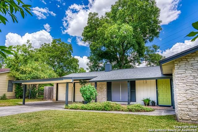 3915 Starhill Dr, San Antonio, TX 78218 (MLS #1476642) :: BHGRE HomeCity San Antonio