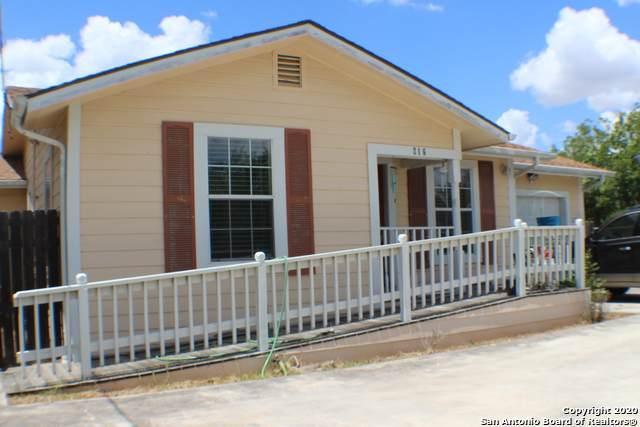 216 S King St, Seguin, TX 78155 (MLS #1476657) :: Front Real Estate Co.