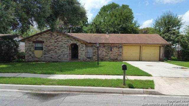 5010 Sierra Madre Dr, San Antonio, TX 78233 (MLS #1476659) :: Concierge Realty of SA