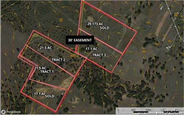 813 Postert Ln - Tract #3, San Antonio, TX 78114 (MLS #1476677) :: The Glover Homes & Land Group