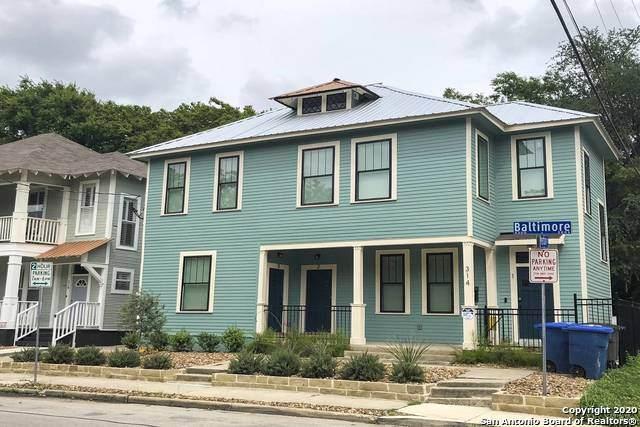 314 Baltimore Ave, San Antonio, TX 78215 (MLS #1476781) :: Vivid Realty
