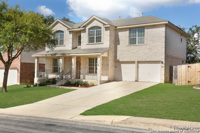 22822 San Saba Bluff, San Antonio, TX 78258 (MLS #1476802) :: The Heyl Group at Keller Williams