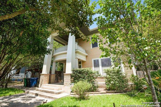 505 E Park Ave, San Antonio, TX 78212 (MLS #1476806) :: The Lugo Group