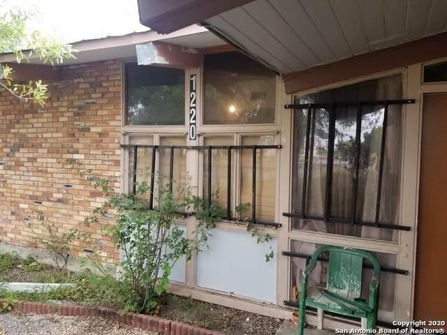 1220 Bandera Rd, San Antonio, TX 78228 (MLS #1476919) :: Exquisite Properties, LLC